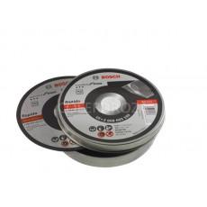 DISCO C FINO INOX LATA 10 UDS BOSCH 115X1 MM