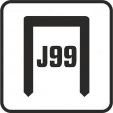 GRAPA ATADORA J99/TT-01 C/10000 CLAVEX
