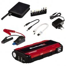 ARRANCADOR BATERIA 12V USB EINHELL 200 A