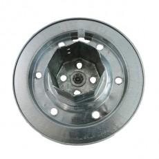 DISCO METAL C/ESPIGA 12 MM PROFER HOME 180X60 MM