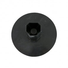 DISCO PLASTICO C/ESPIGA METAL PROFER HOME 120X40 MM