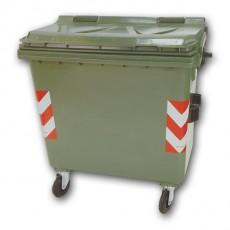 CONTENEDOR PLASTICO JCOPLASTIC 800 L