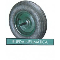 RUEDA CARRETILLO NEUMATICA FERMAR 350 MM