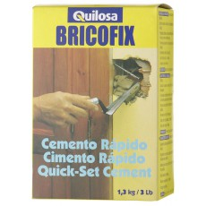 CEMENTO RAPIDO BRICOFIX 1.3 KG