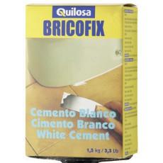 CEMENTO BLANCO BRICOFIX 1.5 KG