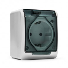 BASE SUPERF TT LATERAL IP54 FAMATEL 16 A
