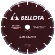 DISCO DIAMANTE GRANITO BELLOTA 230 MM