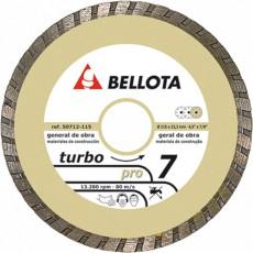 DISCO DIAMANTE BASIC T BELLOTA 115 MM