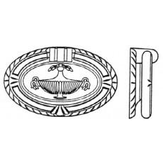 POMO ARMARIO ZAMAC REI 58-63 MM