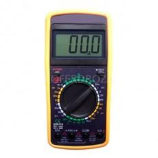 MULTIMETRO DIGITAL 10A VARTA 600 V
